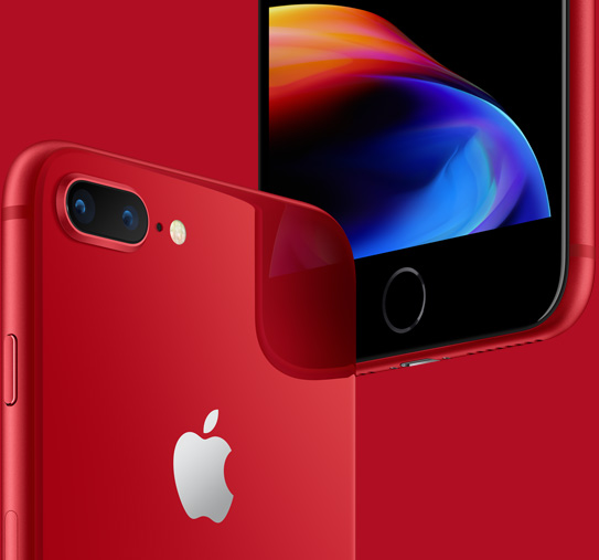 iphone8_red_large Apple starts selling the iPhone 8 PRODUCT RED ....(a fairy tale without a dragon) Apple