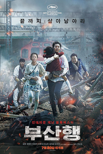 Sinopsis Film Korea Train To Busan (2016)