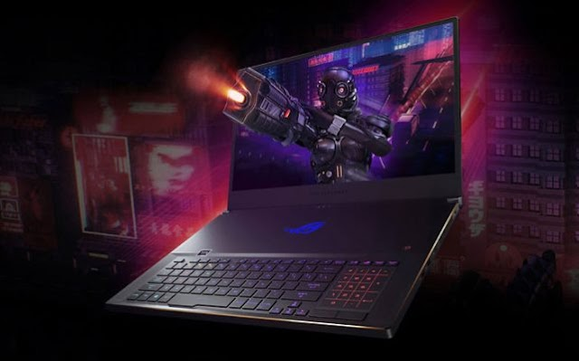 ASUS unveils gaming laptops Zephyrus S GX531, Design, Display, Performance, See the First Impression