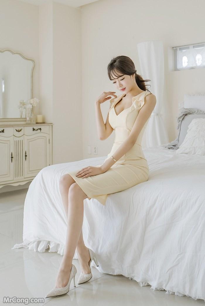 Người đẹp Kang Eun Wook trong bộ ảnh thời trang tháng 2/2017 (28 ảnh)