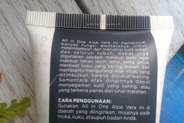 Mineral Botanica, Aloe Vera, Aloe Vera Gel