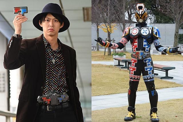 Kamen Rider Quiz Indetity Revealed!