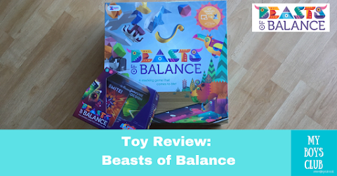 Toy Review: Beasts of Balance (AD)