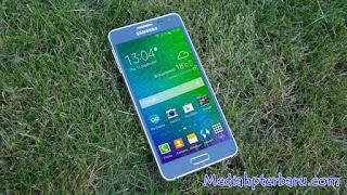 Harga dan Spesifikasi Samsung Galaxy Alpha