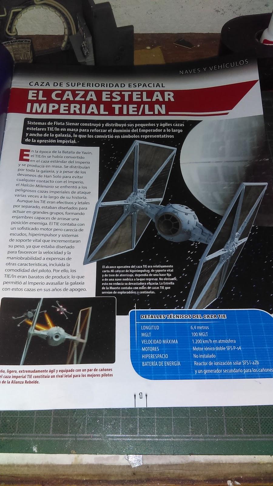 Star Wars Veracruz: Proyecto Halcón: Fascículo 11