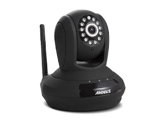 ANNKE SP1 Black HD 1280x720P Cloud Network IP Camera