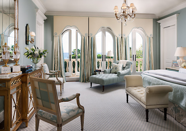 Glamorous Spaces | Stately Homes: Palm Beach Chic With Scott Snyder, INC.