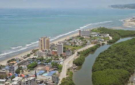 Cooperativa de Transportes Panamericana en Esmeraldas