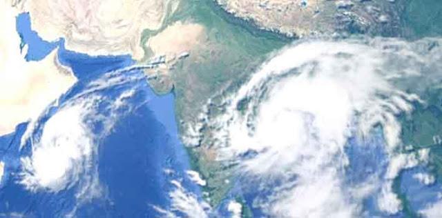 ओडिशा की तरफ बढ़ रहा 'तितली' तूफान