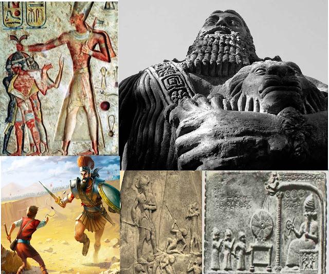 Gigantes-culturas