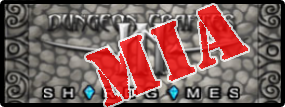Dungeon Crafter 3 is Currently MIA