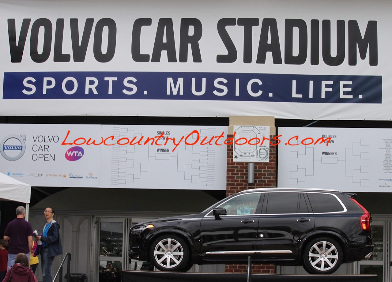 Lowcountry Outdoors 2016 Inaugural Volvo Car Open Tennis Begins