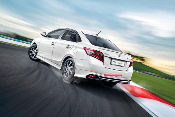 Giá Vios tại Toyota Hùng Vương giảm mạnh xuống dưới 500 triệu đồng ảnh 2