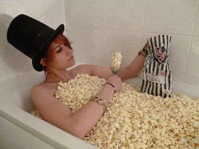 Mandi pop corn
