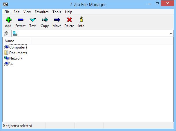 7-Zip Terbaru Full