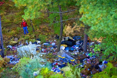 Showcasing the Michigan DNR: Volunteers team with Adopt-a-Forest program to clean up Grand Traverse County