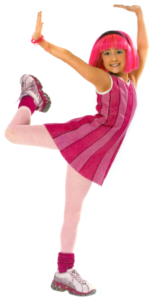 cartoon characters lazytown pictures