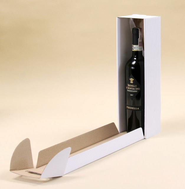 kartonik na francuskie wina