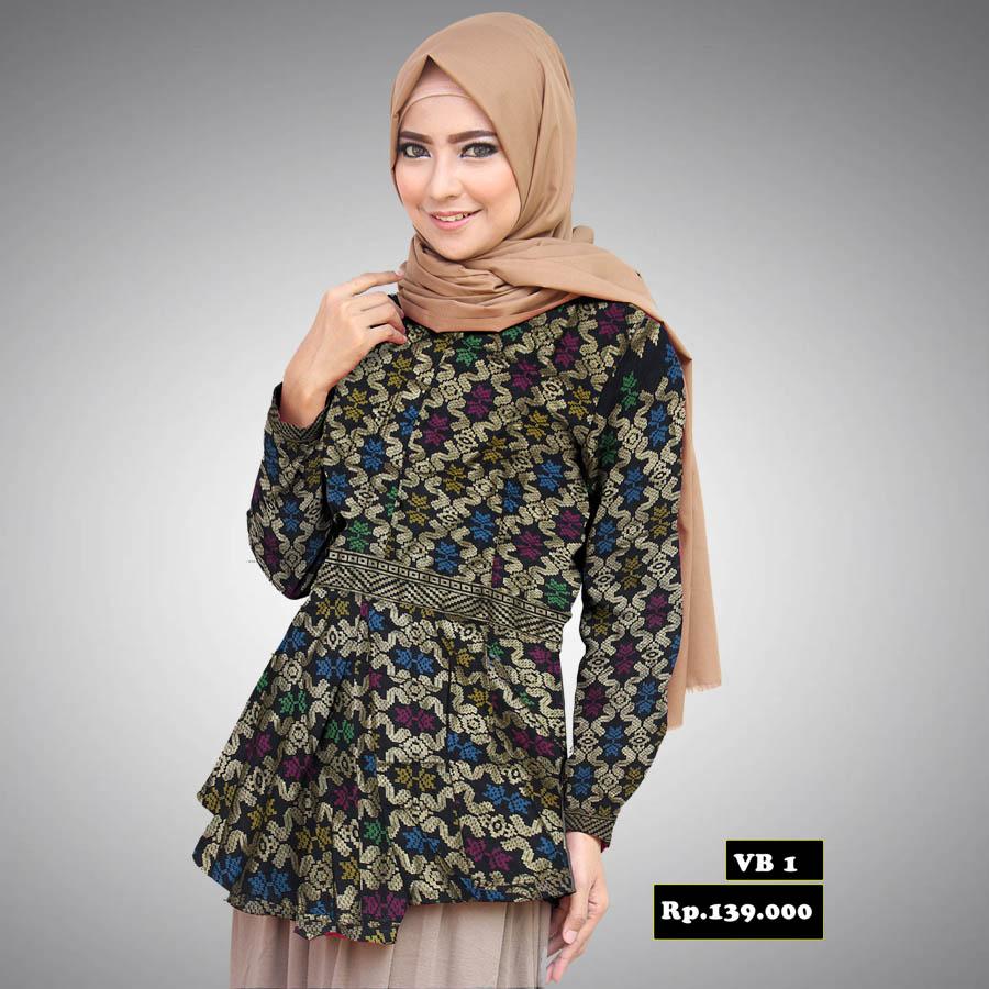 Desain Baju Batik Unik: Model Desain Baju Batik Modern Terbaik Untuk Wanita Saat