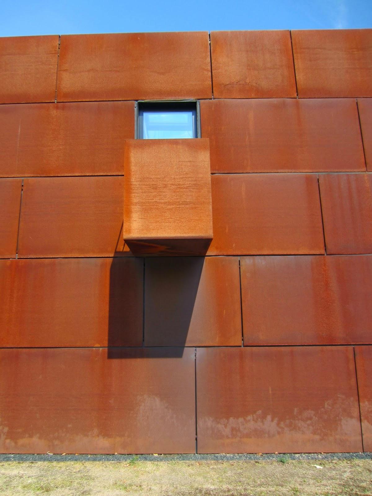 Balkon Aus Cortenstahl Frobel Metallbau