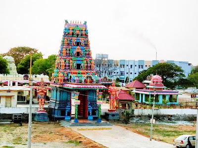 Sri Anjaneya Swamy Temple in Beechupally