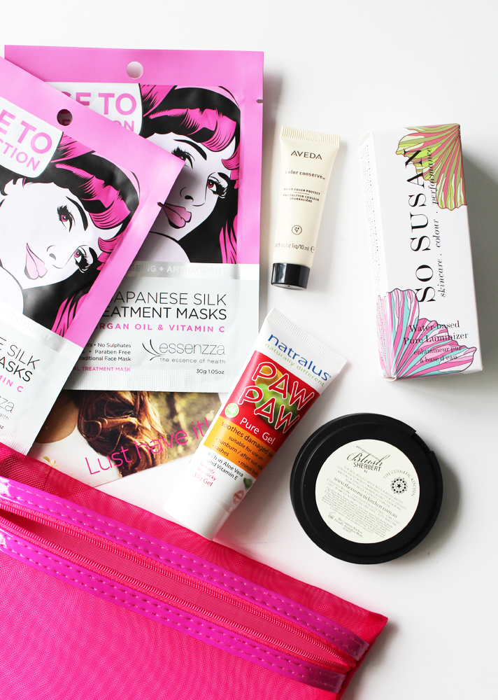 LUST HAVE IT // Women's Beauty Box November '14 | End Of Month Review - CassandraMyee