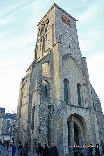 La torre Carlomagno, Tours