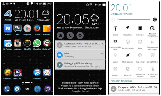 Asus Zenfone 5 free Themes