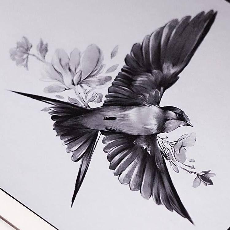 99+ Beautiful Bird Tattoo Designs