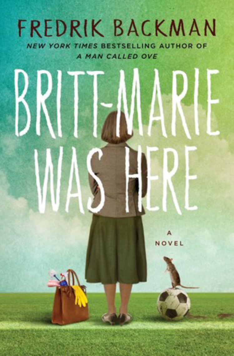 Britt-Marie Was Here by Fredrik Backman- Book Review