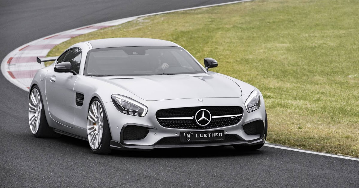 All Cars NZ: 2016 Luethen Motorsport Mercedes-AMG GT