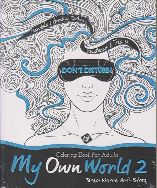 My Own World Part 2 Soft Cover Oleh Khalezza