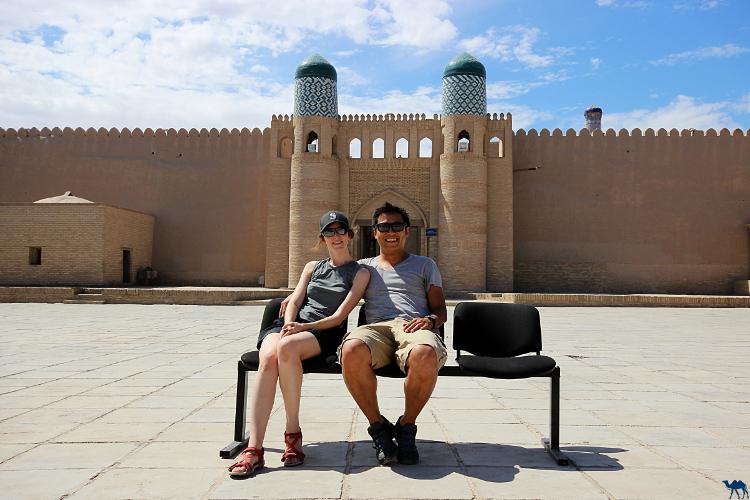 Le Chameau Bleu en Ouzbékistan - Blog Voyage Ouzbékistan