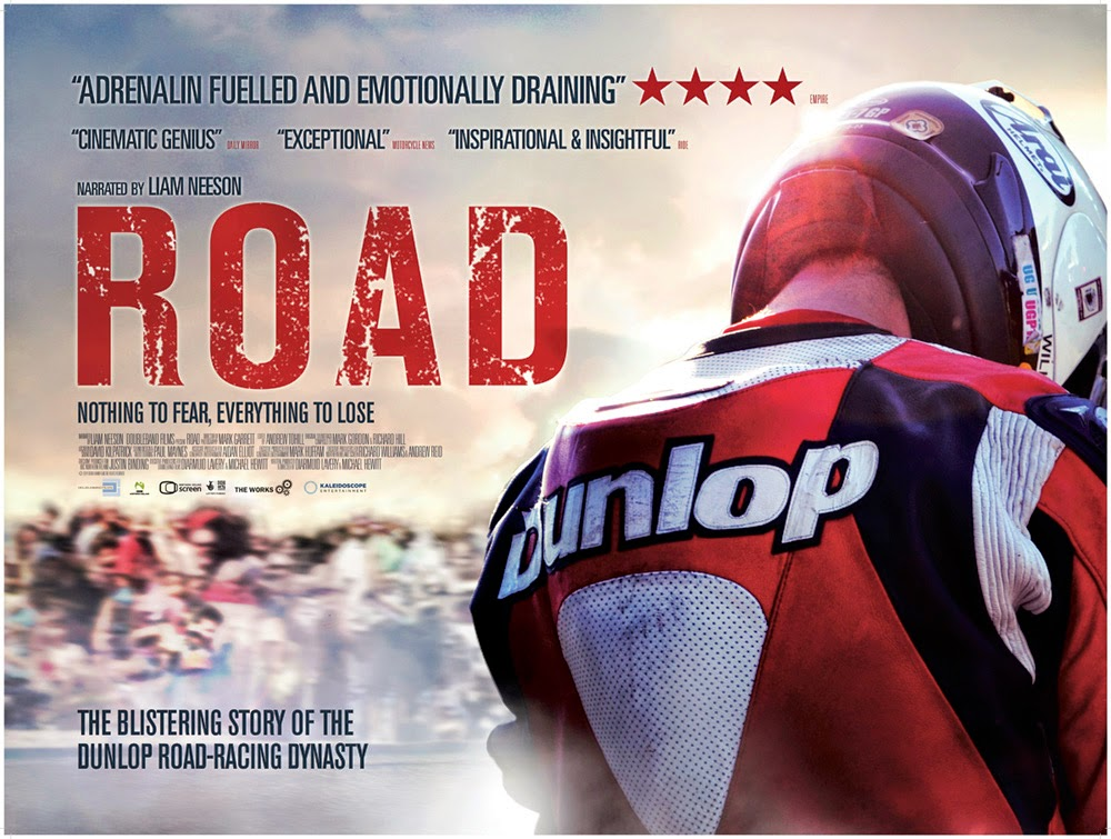Road - Documentary Film Poster