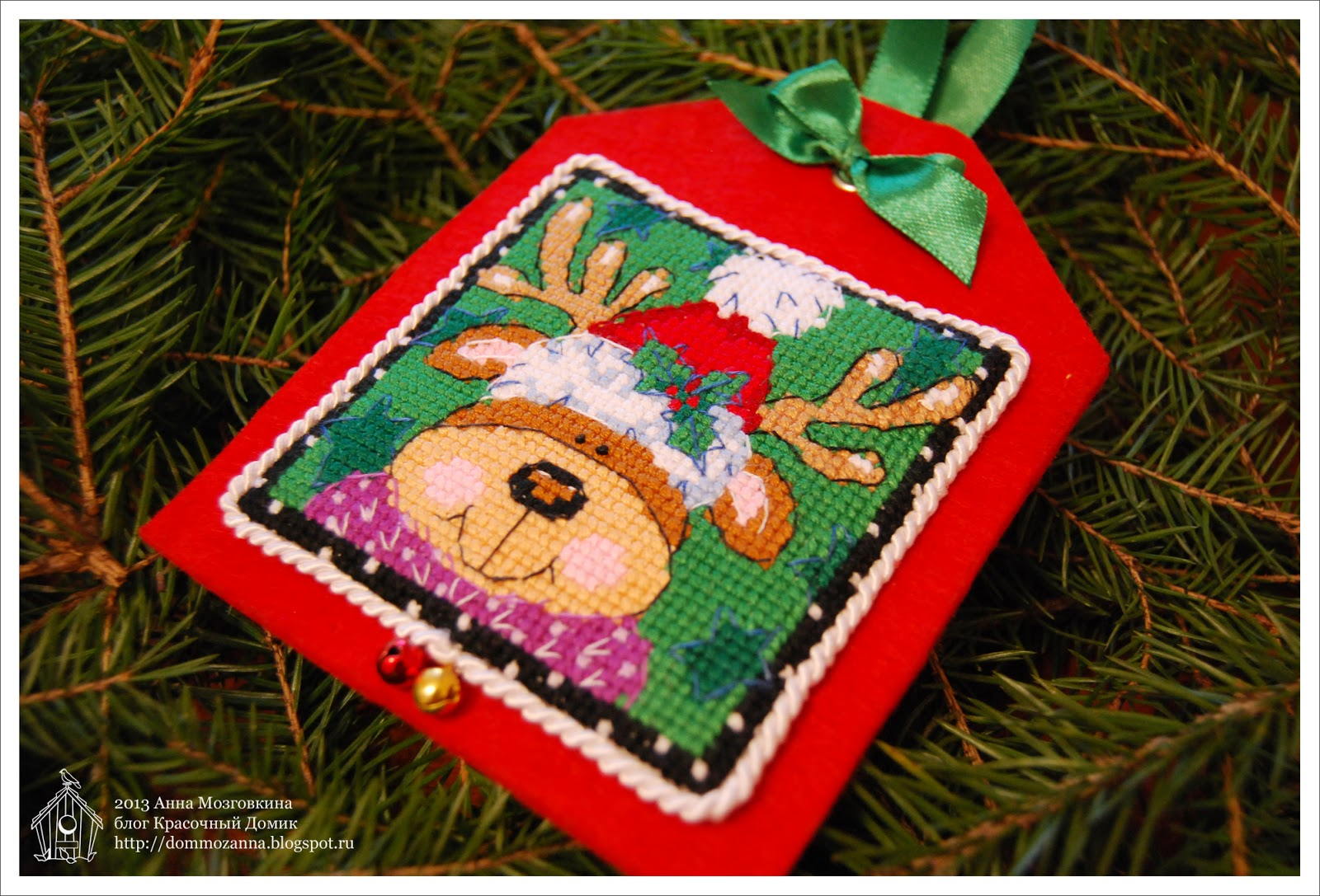 елочные игрушки Christmas Pals Ornaments