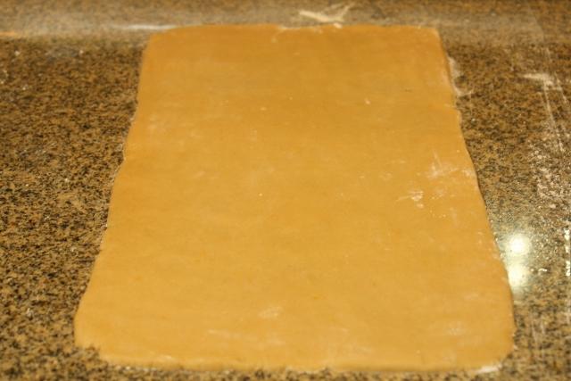 Rueditas de menta (galletitas) / Mint pinwheel cookies / christmas cookies / galletas navideñas
