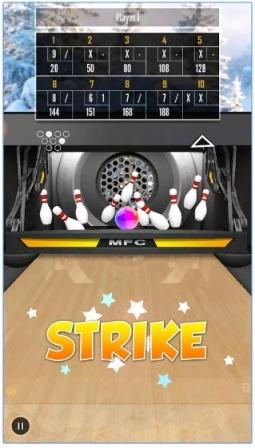 Bowling 3D Master (Game Sport Android Offline) • Miftatnn