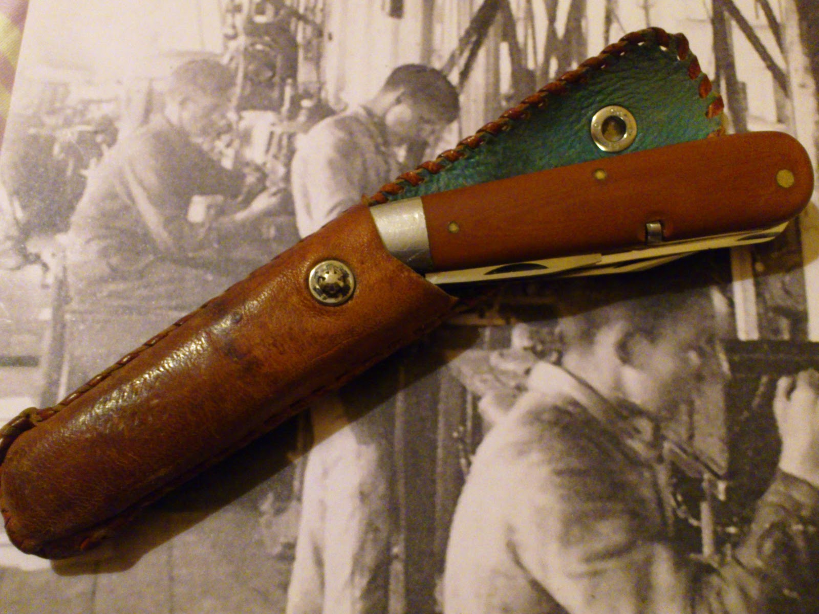 Mario S Swiss Army Knives Victorinox Soldier S Knife 1945