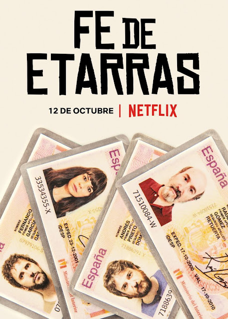 Fe de etarras Borja Cobeaga Javier Cámara Netflix