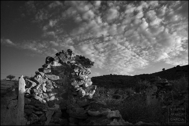 fotografía, Límites, paisaje, Murcia,