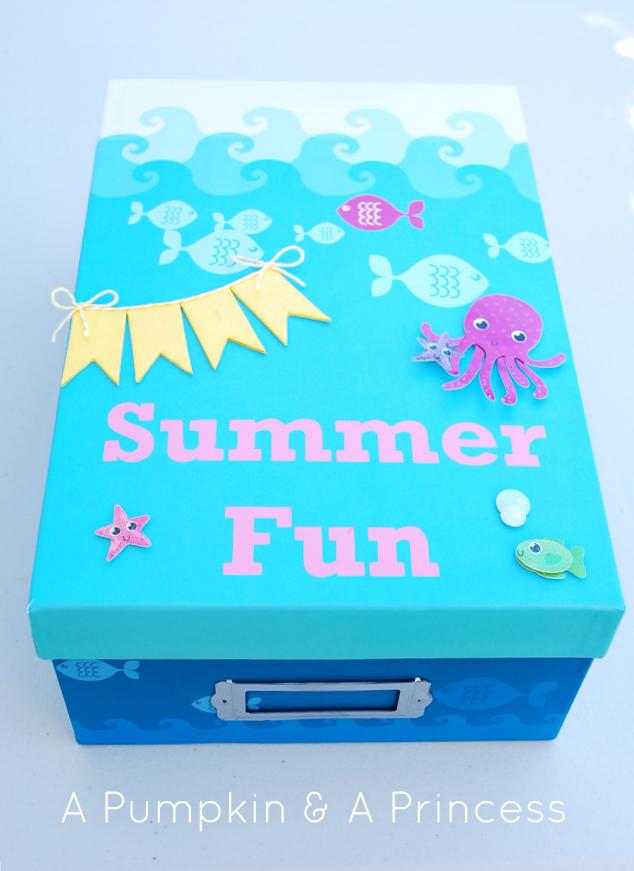 Summer Activity Box