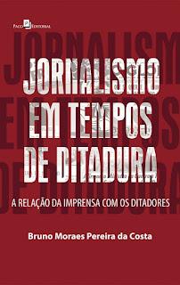 livro Jornalismo em tempos de ditadura