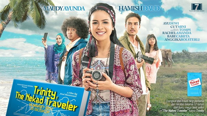 film traveling Indonesia Trinity The Nekad Traveler