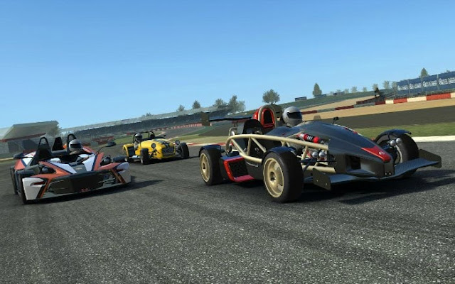 Real Racing 3 Android Mod