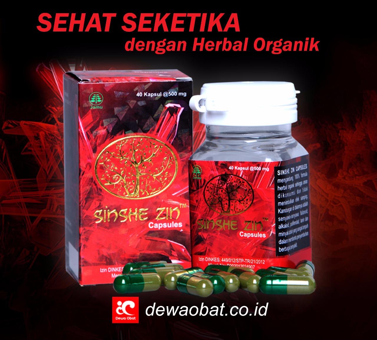 Herbal Madu Dewa Obat Tahan Lama : Sinshe Zin