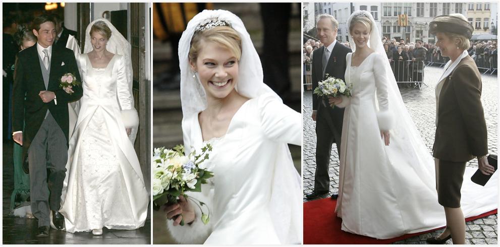 Wedding Wednesday Three Brides Of Austria