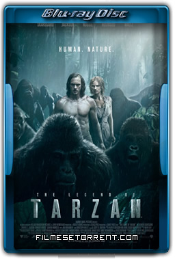 A Lenda de Tarzan Torrent Dublado