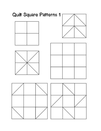 The Puzzle Den: Grids, Templates, and Patterns : paper quilt template - Adamdwight.com