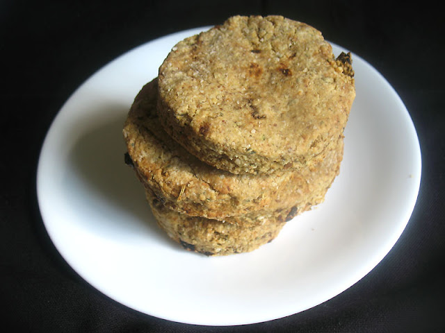Sun-Dried Tomato and Herb Biscuits