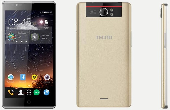 Tecno Camon C8 Specs & Price in Ghana